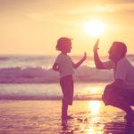 Hvor ofte får far foreldreansvaret alene?