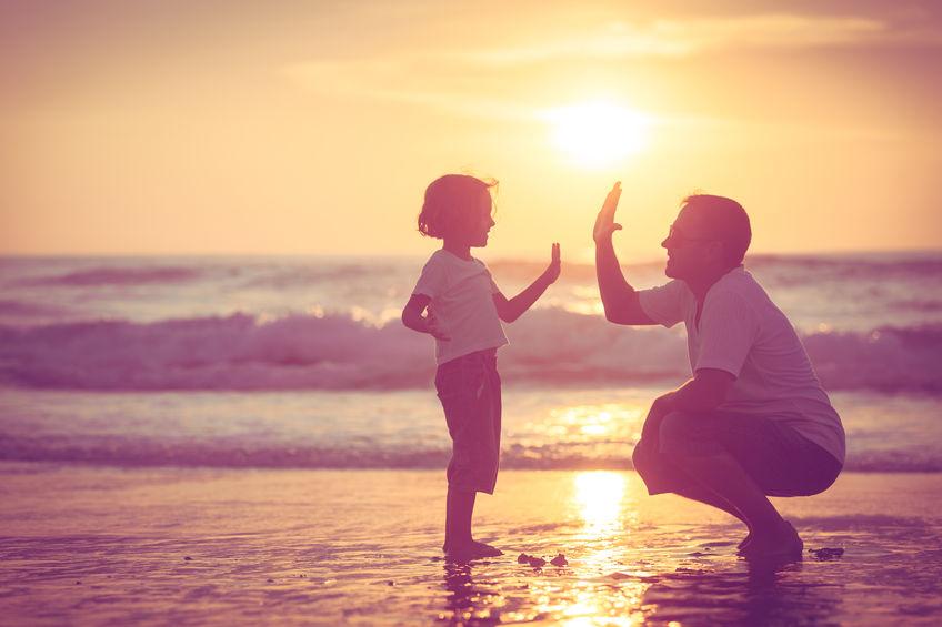 foreldreansvar alene