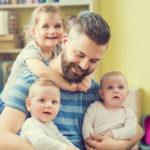 Har mor og far like rettigheter ved et samlivsbrudd?
